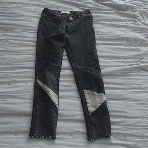 Acne Flex Cuts 2 Skinny Jeans